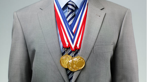 Industryweek 14024 Olympic Gold