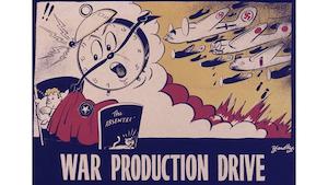 Industryweek 24160 War Production Drive