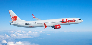 Lionair Boeing 737 Max 8