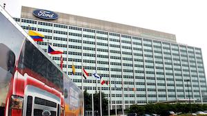 Ford Headquarters Truck Bill Pugliano Getty 5e5fc4277c4a0