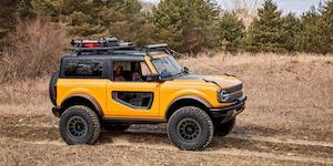 Ford 2021 Bronco Suv