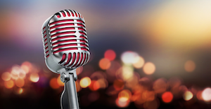 Red Microphone Dreamstime Xl 102015798
