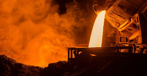 Steel Mill T 1540