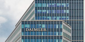 Daimler Ag Corporate Offices At Mercedes Benz Unterturkheim Plant Gaschwald Dreamstime