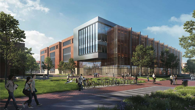 Gateway Complex Render2 Southwest Entry Featured