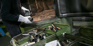 Worker Employee Pipes And Tubes Factory Floor Talent Supplies © Blurf Dreamstime