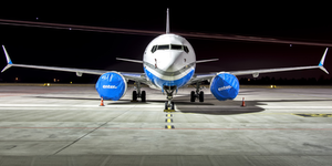 Boeing 737 Max Grounded In Poland © Karol Ciesluk Dreamstime