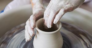 Pottery Making 1620 Dreamstime Xxl 119516170