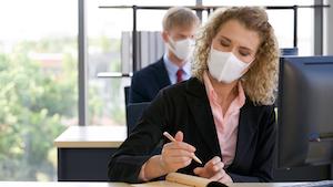 Employee Masked