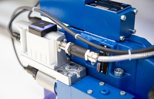 Smart Hydraulics Valve
