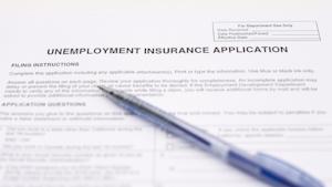 Unemployment Insurance Form Freerlaw Dreamstime 609d4534336bd