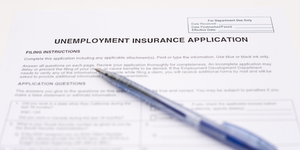 Unemployment Insurance Form © Freerlaw Dreamstime