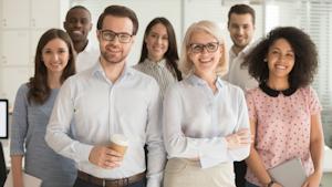 Smiling Employees Fizkes 60d477d7ccd07