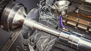 Metalforming Lathe Cnc Machine Metals Machined Steel Metal Dmitry Kalinovsky Dreamstime 60cbaac23b5df
