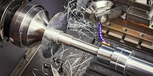 Metalforming Lathe Cnc Machine Metals Machined Steel Metal Dmitry Kalinovsky Dreamstime