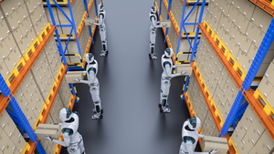 Robots In Warehouse 60bfd5974f90f