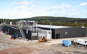 World's First Carbon Data Center