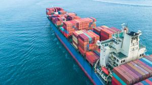 Cargo Ship © Mr siwabud Veerapaisarn