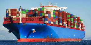 Container Ship International Trade Ship Boat Ilfede Dreamstime