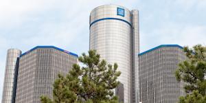 General Motors Headquarters Detroit Tree Towers © Chris Kelleher Dreamstime