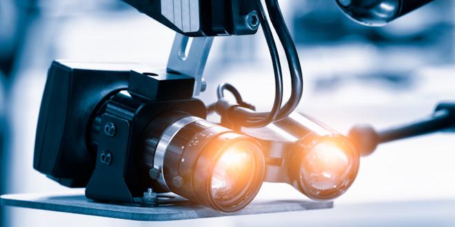 Metallic Eye Piece Lens Goggles White Optical Scope Medical Technology Aleksandr Matveev Dreamstime
