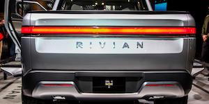 Rivian Pickup Truck © 1miro Dreamstime