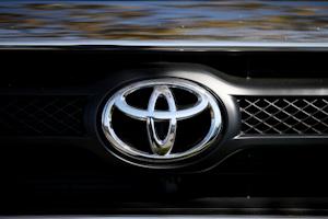 Toyota Logo 595 G