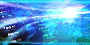 Global Ecocnomy Map Numbers Stocks Trade Business Global Etc © Maks Gotsuljak Dreamstime
