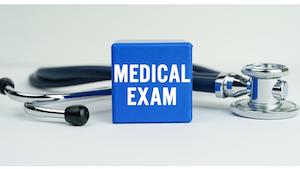 Medical Exam Notice 613fd5554dd25