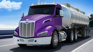 Paccar's new Peterbilt 579 truck