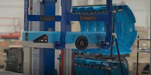 Amazon Robotics Manufacturing Robot