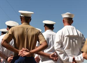 Navy Personnel Bumbleedee