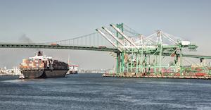Port Of Los Angeles