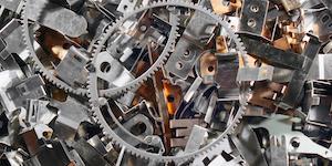 Scrap Metal Steel Small Parts Hardware Scraps Id 86556867 © Andrew Zimmer Dreamstime
