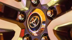 Toyota Logo In Wheel Joshua Wanyama Dreamstime 6000d1e068132